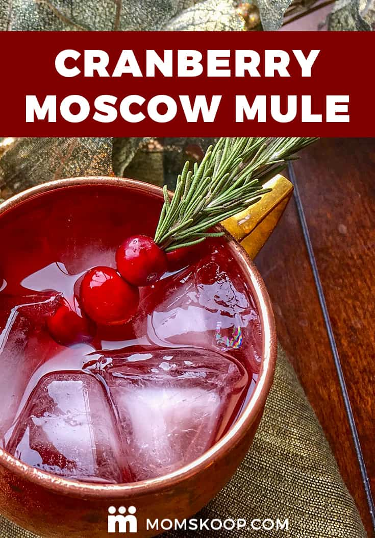 cranberry moscow mule recipe momskoop