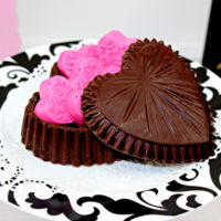 Chocolate Heart Candy Box DIY - Perfect for Valentines Day!