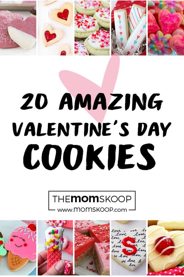 20 Amazing Valentine's Day Cookies