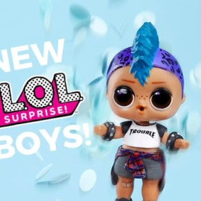 Toy Launch: First L.O.L. Surprise!™ Boys