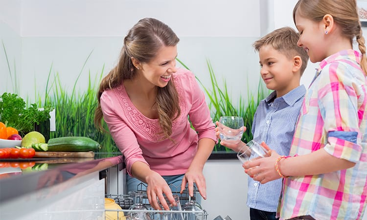 Tips For Getting Your Family To Help Around The House