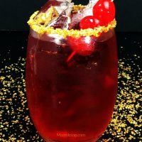 WITCHES BREW - A HALLOWEEN COCKTAIL