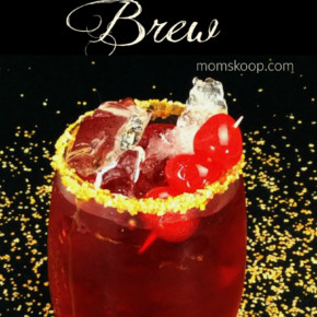 WITCHES BREW – A HALLOWEEN COCKTAIL