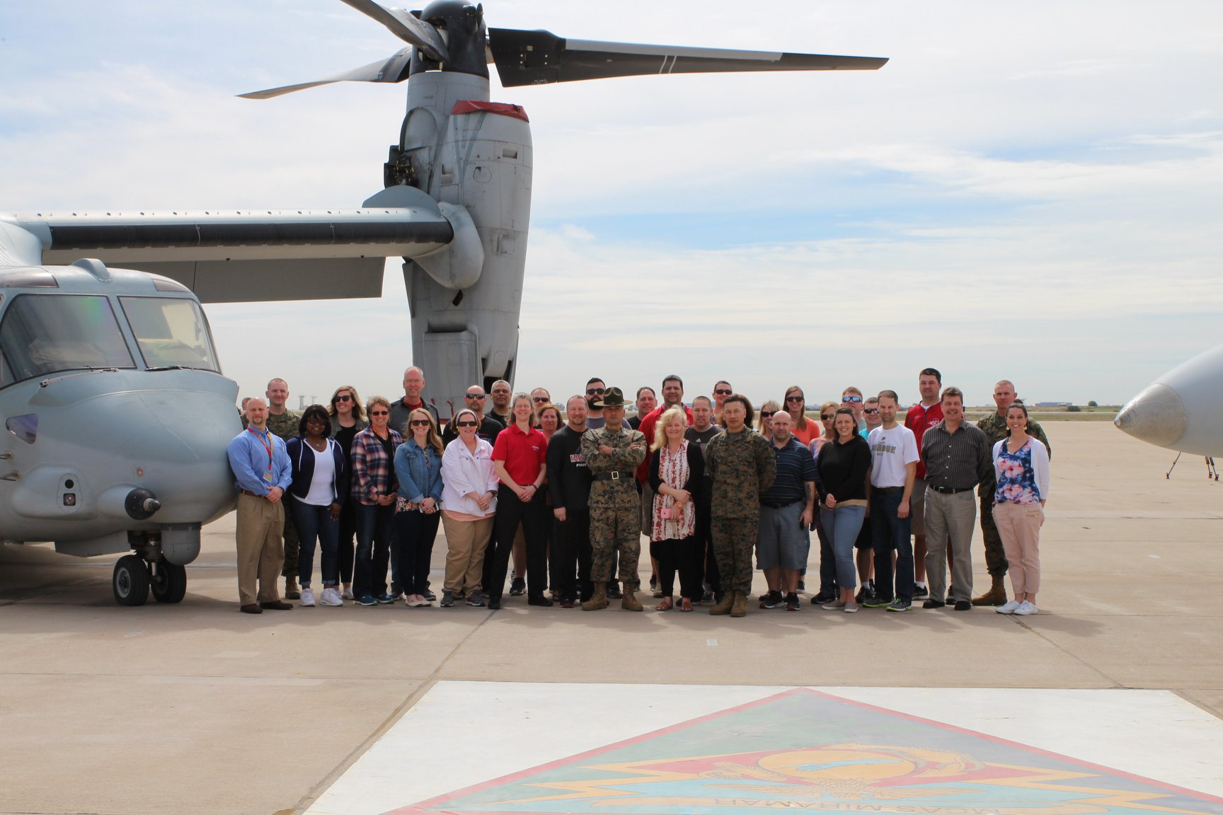 Marine Corps Educators Workshop