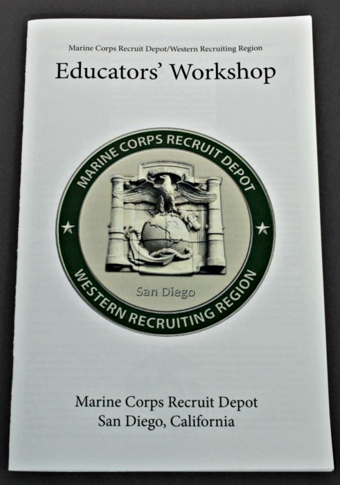 Marine Corps Educators Workshop