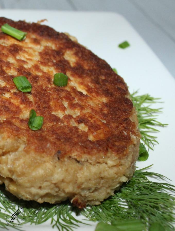 Salmon Patty Recipe
