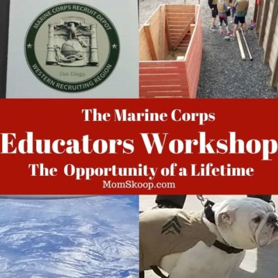 Marine Corps Educators Workshop – What A Week!