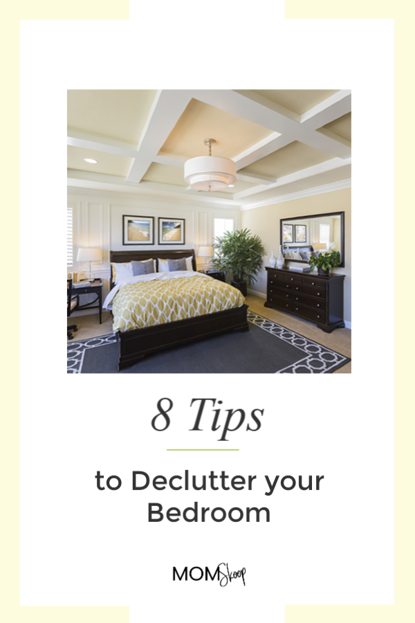 The Best Way To Declutter Your Bedroom Is By Using Tips From Professional Decluttering Services