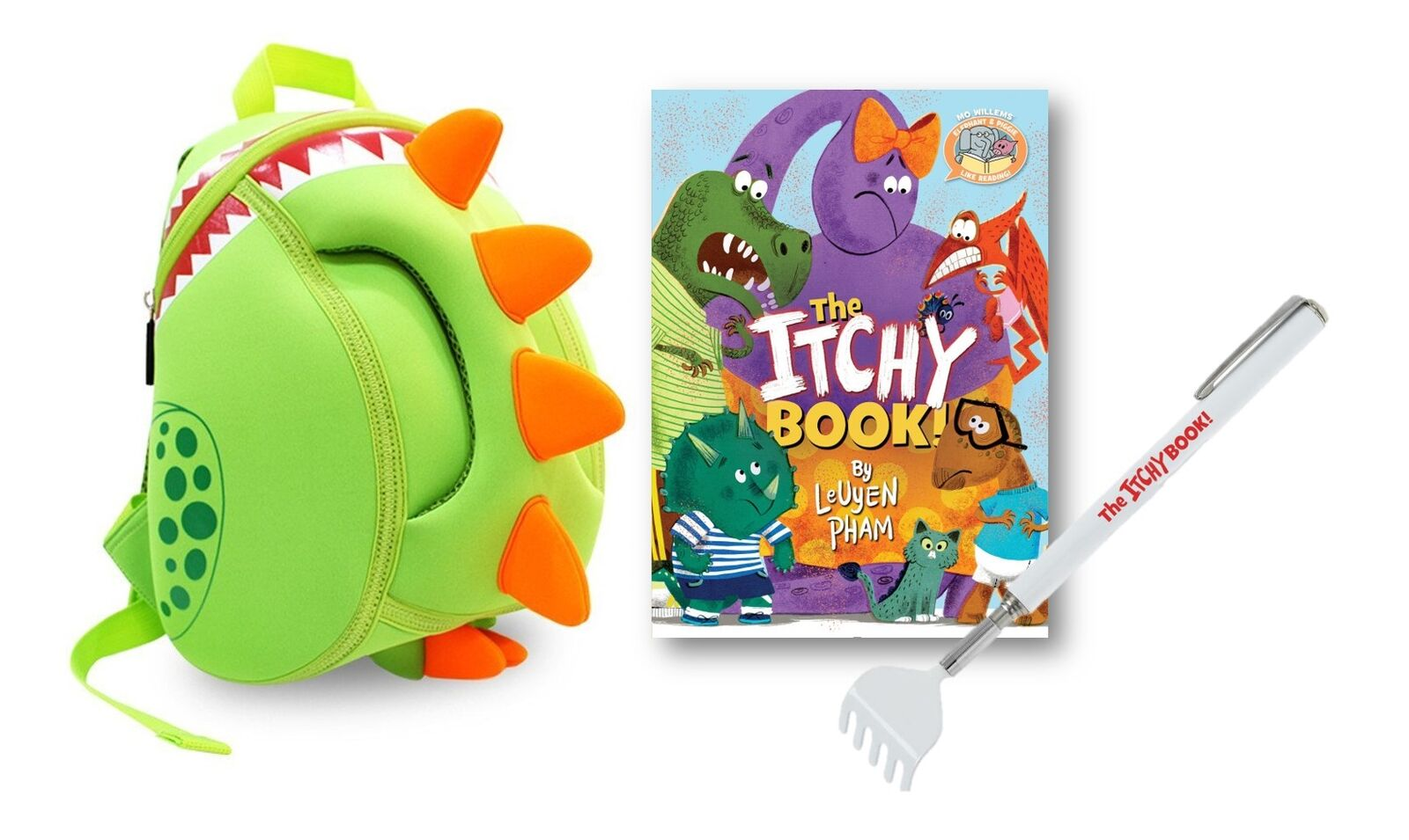 The Itchy Book Summer Prize Pack