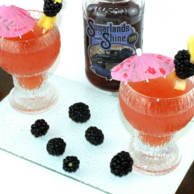 Blackberry Sunset Cocktail Recipe – Sugarlands Distilling Style