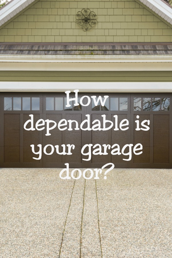 How fit is your garage door?