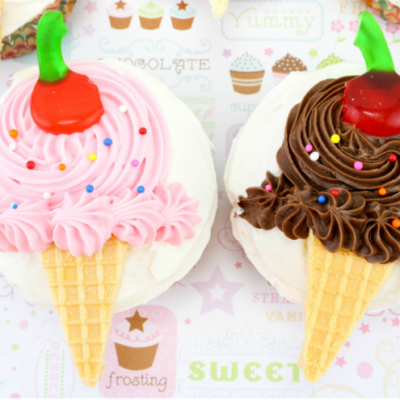 Ice Cream Cone Cupcakes – How to Make These Divine Treats!