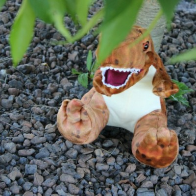 Create Your Own Jungle Just Like In Jurassic World!