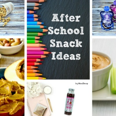 After School Snack Ideas That Are Portable, Healthy, and Yummy