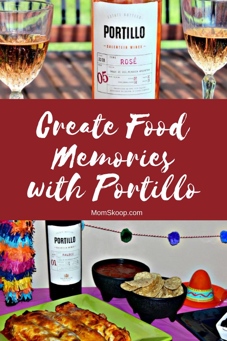 Create Food Memories