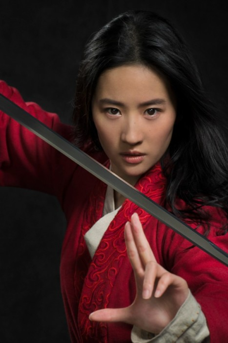 production begins on Mulan