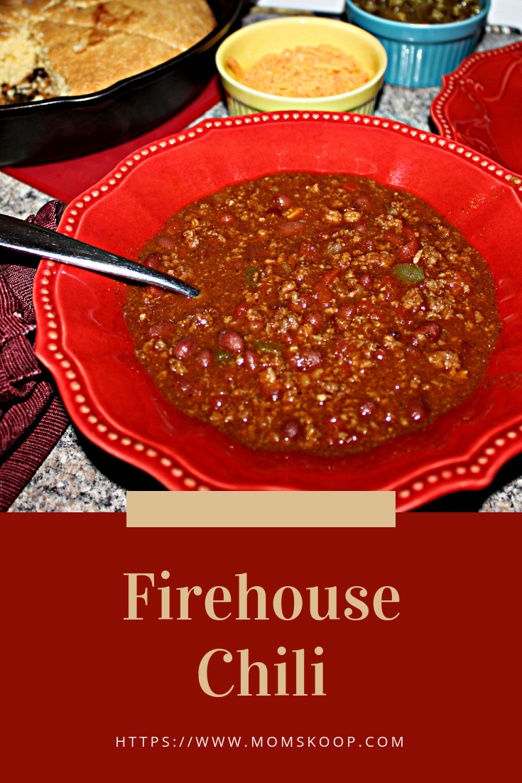 firehouse chili recipe