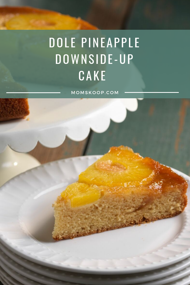 Pineapple Downside Up Cake