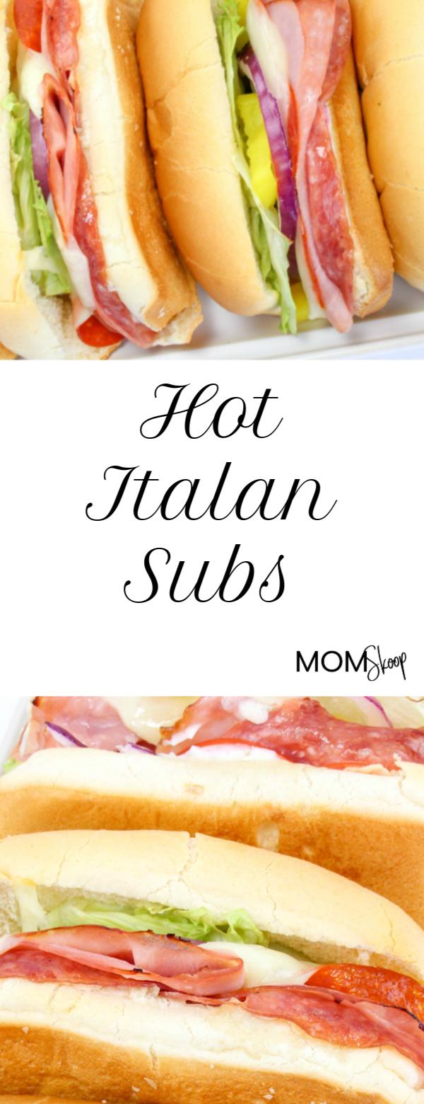 Hot Italian Subs