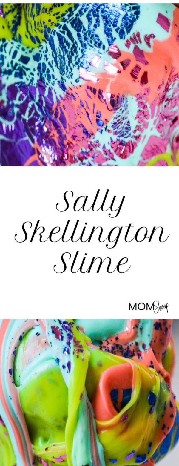 Sally Skellington Slime