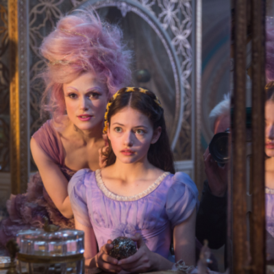 The Nutcracker and the Four Realms Puzzle Sheets