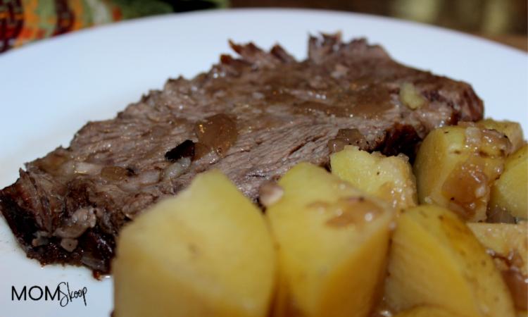 Best Beef Pot Roast and Potatoes