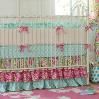 Crib Bedding Sets that are the PERFECT Holiday Gift!