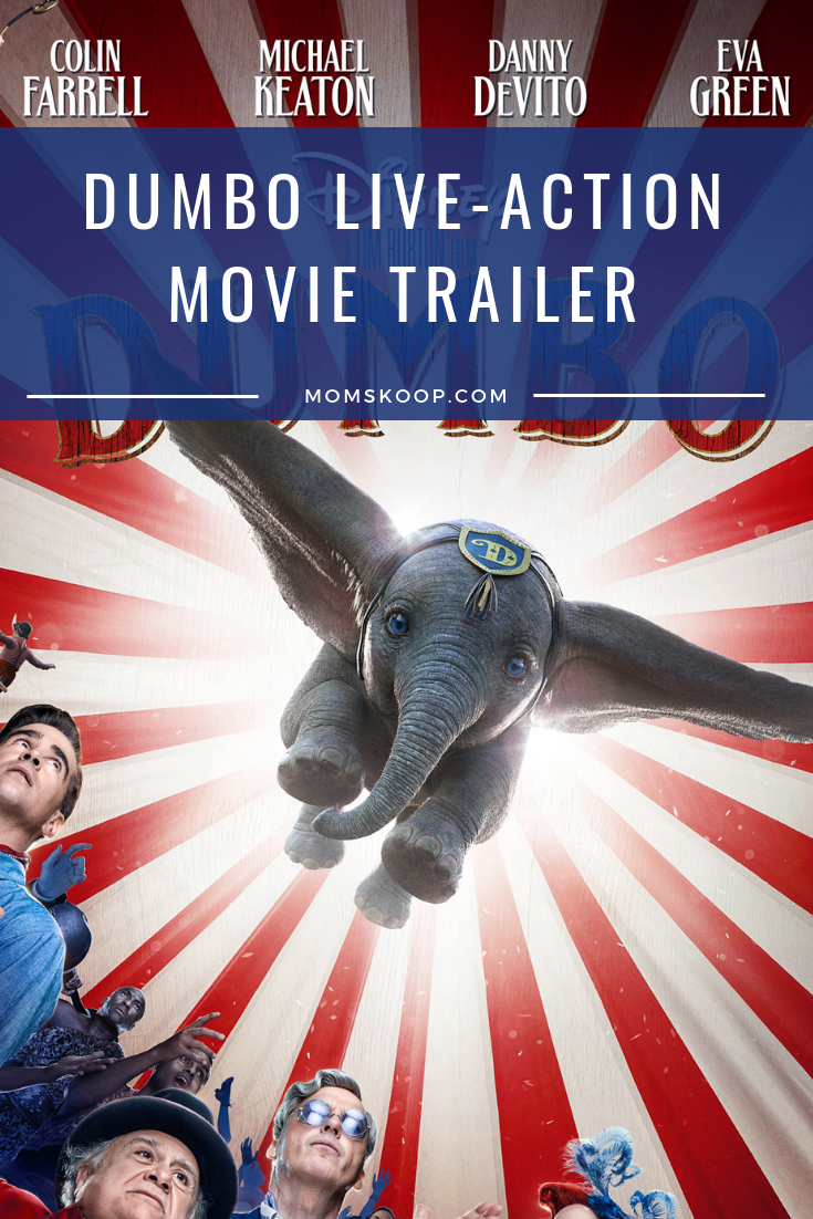 Dumbo Live Auction Movie