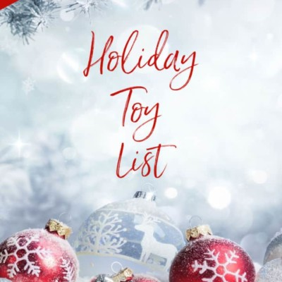 2019 Holiday Toy Must Haves List