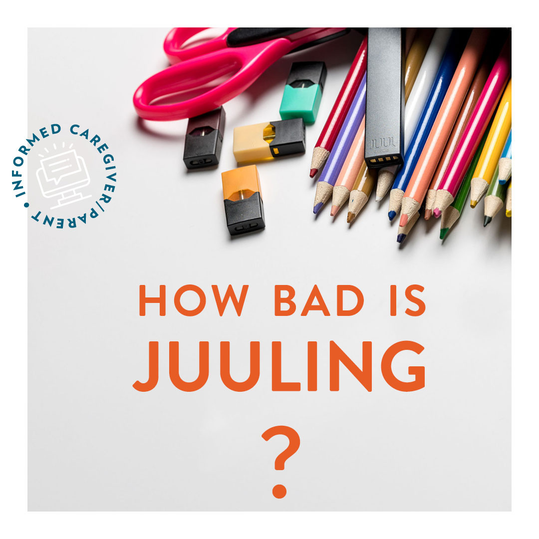 Juuling and Vaping
