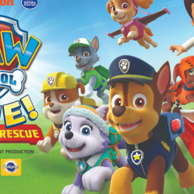 "PAW Patrol Live! ""Race to the Rescue"" Coming to Fort Wayne!"