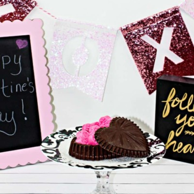 Chocolate Heart Candy Box DIY – Perfect for Valentines Day!