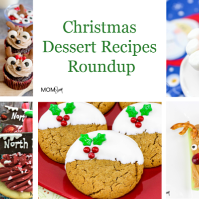 Christmas Dessert Recipes Roundup