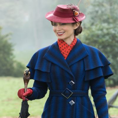 MARY POPPINS RETURNS – Now Playing in Theatres Everywhere + Coloring Sheets!!!