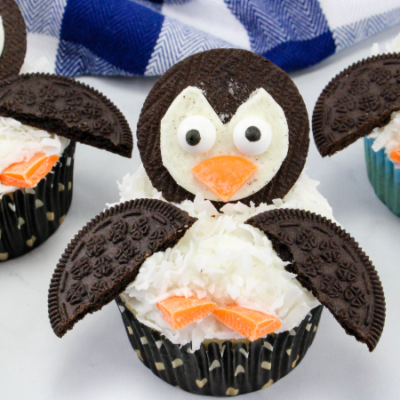 Penguin Cupcakes – Perfectly Adorable Cupcakes!