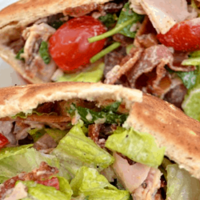 Turkey BLT Sandwich – Great Way to Enjoy Leftover Turkey!
