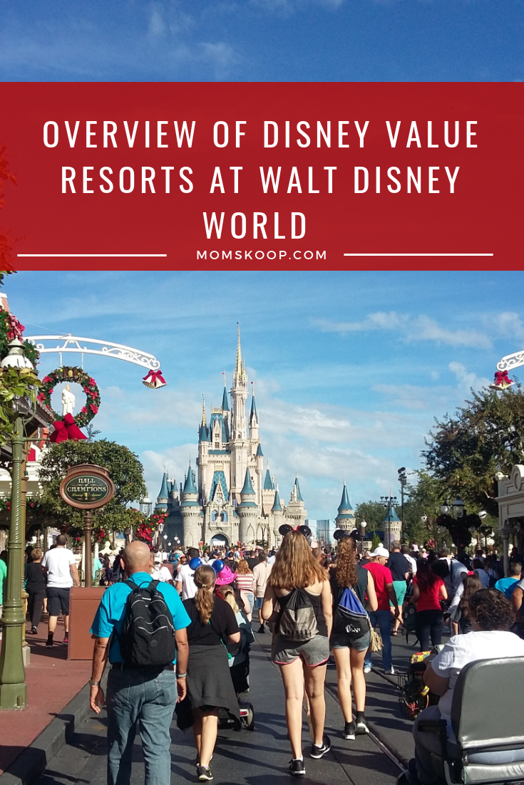 Disney Value Resorts