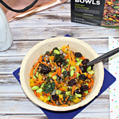 Power Bowls and Healthy Choice Are The Perfect Way To Kickstart Your Day!