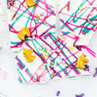 HOW TO MAKE UNICORN BARK PLUS A BONUS PRINTABLE!