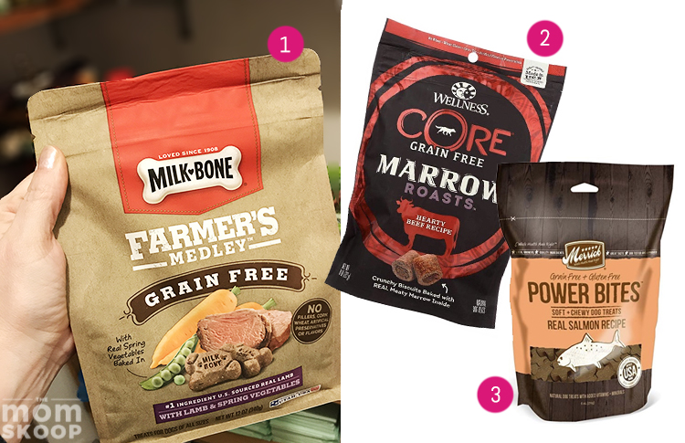 what to buy for new puppy grain free treats