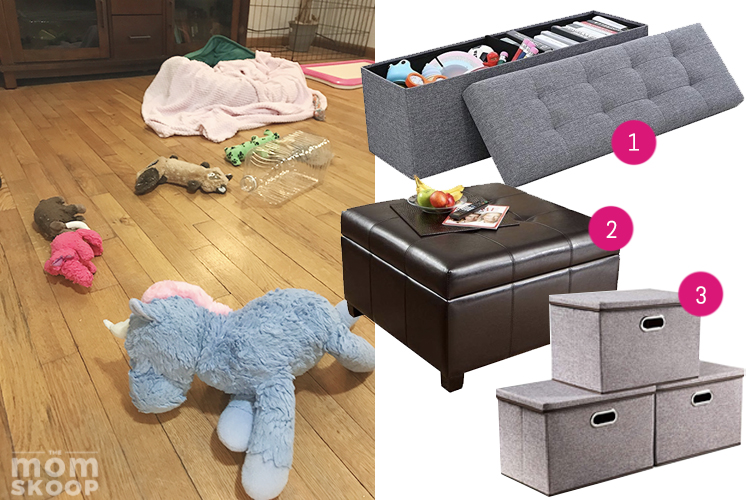 what to buy for new puppy storage