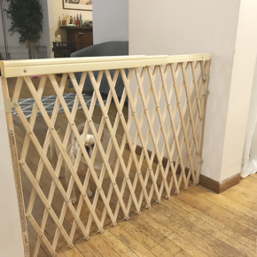 what to buy for new puppy tall gate