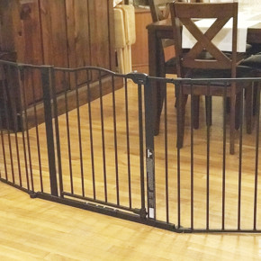 what to buy for new puppy wide gate