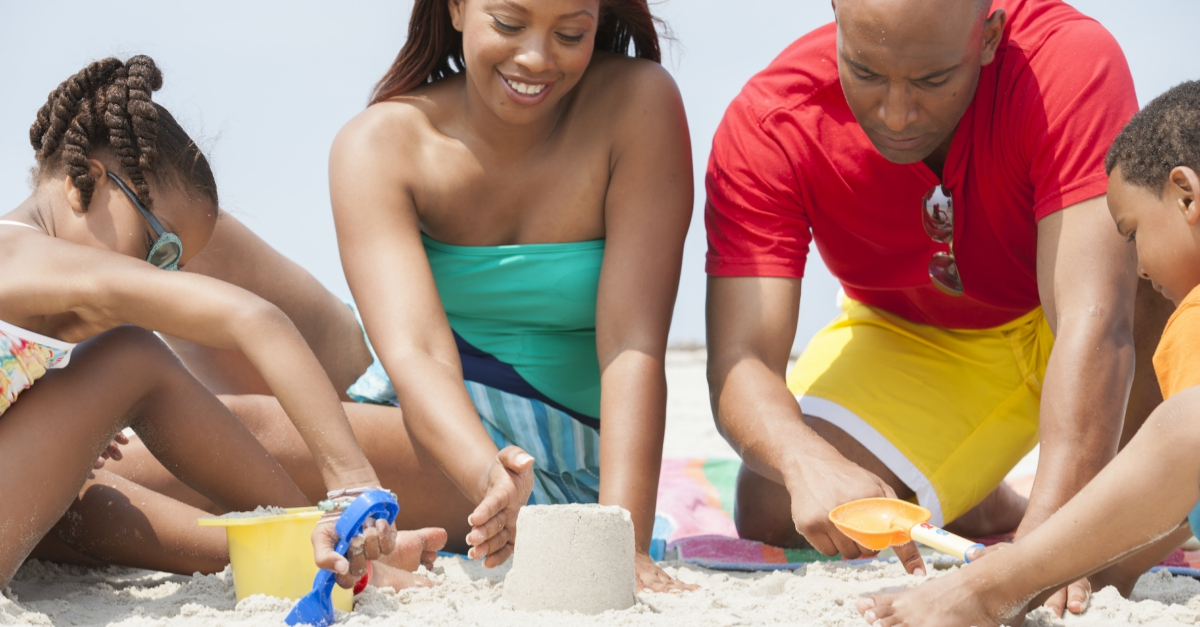 Secrets of Families Who ENJOY Vacation