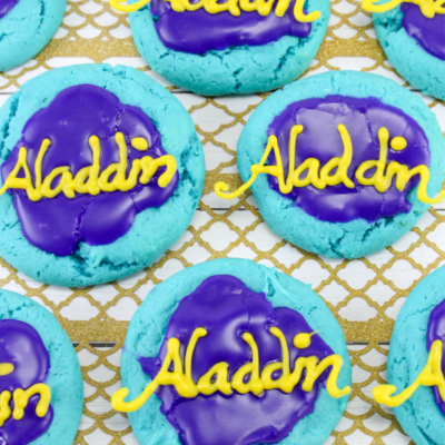 ALADDIN COOKIES PLUS NEW TRAILER AND POSTER!