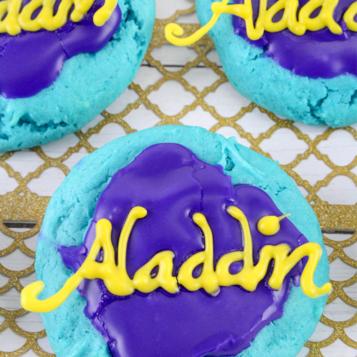 Aladdin Cookies Recipe