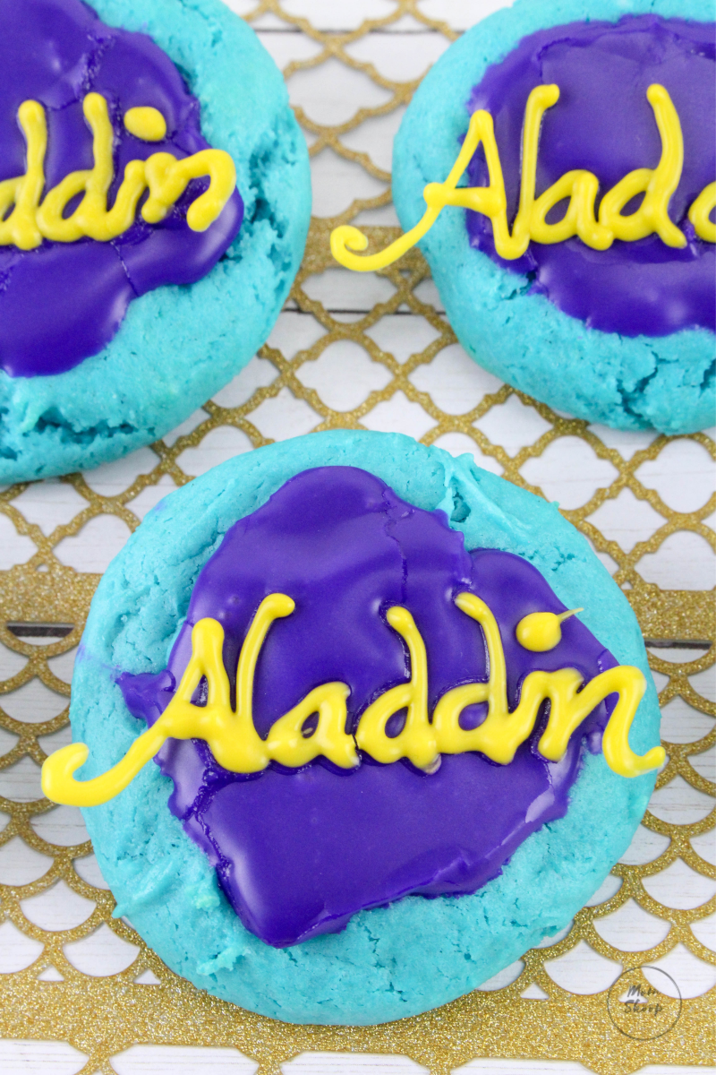 Aladdin Cookies