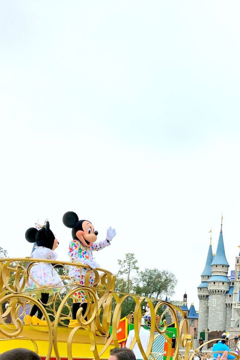 Magic Kingdom Parade Viewing Tips