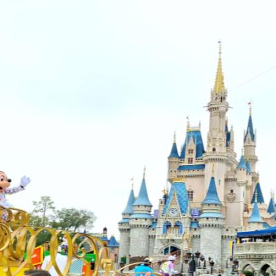 Magic Kingdom Parade Viewing Tips: Walt Disney World