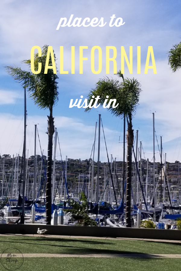 Places to Visit in California